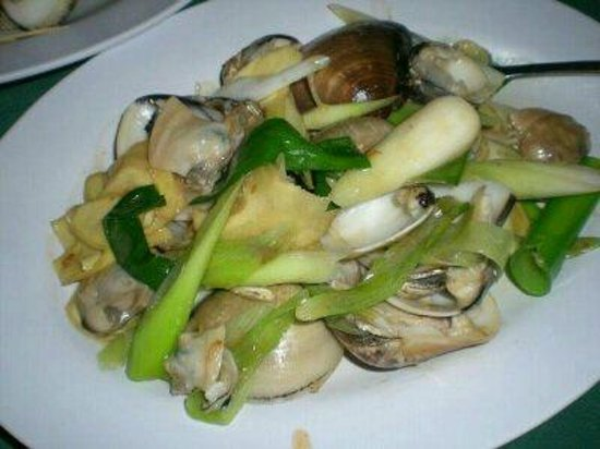 Gayang Seafood Restaurant: Clams