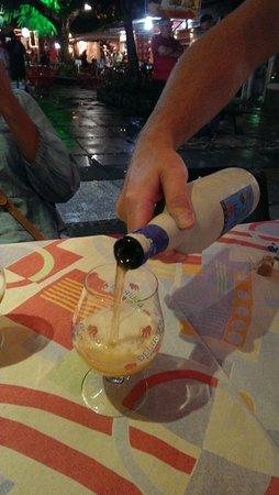 Cantinho da Batata: Cervezas espectaculares
