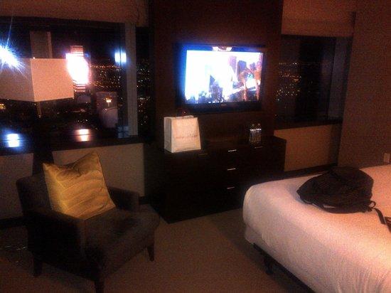 Vdara Hotel & Spa: Vdara Bedroom