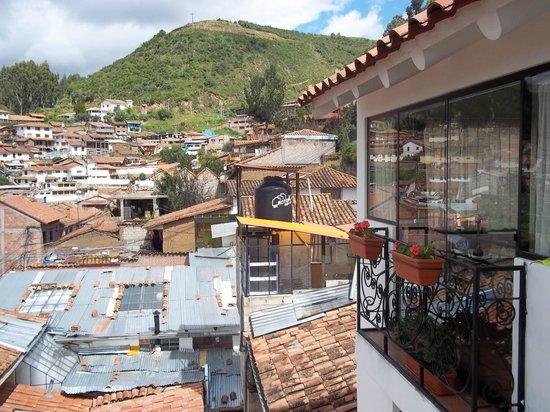 Encantada Casa Boutique Spa: vue de l'hôtel