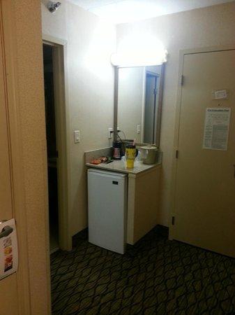 Holiday Inn Sioux City: Area inside the door