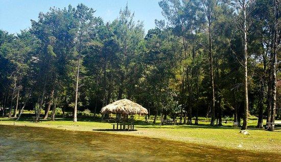 Hotel, Cabañas & Restaurante Villa Tziscao - CAMPING