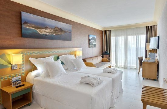 Occidental Lanzarote Mar: Guest Room