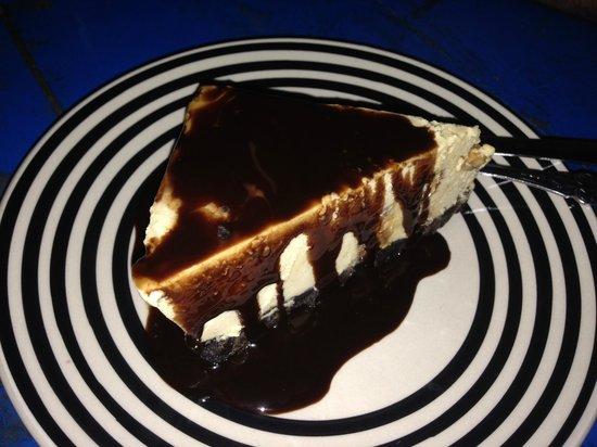 El Ultimo Refugio : Dolce con crema cioccolato