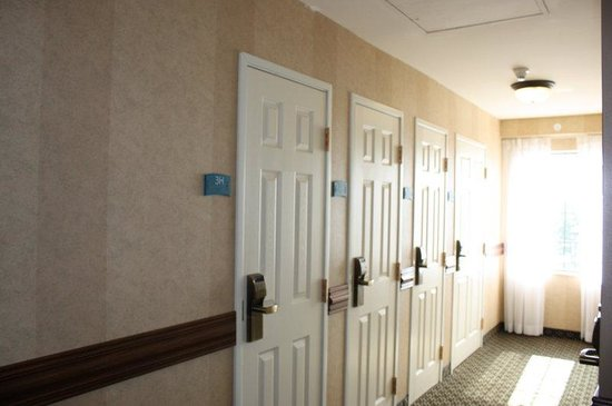 Staybridge Suites Grand Rapids/Kentwood: Complimentary Storage Closets
