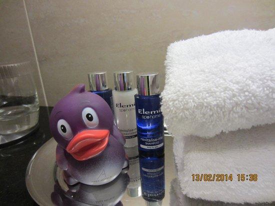 Apex Grassmarket Hotel: Quack
