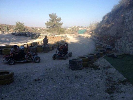 Sayious Adventure Park : Drift karting 2