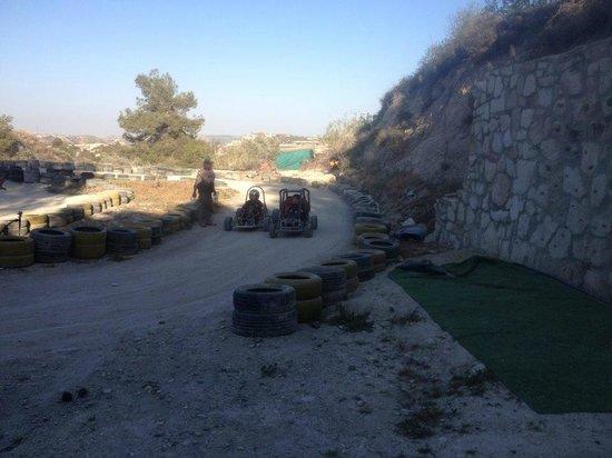 Sayious Adventure Park : Drift karting 1