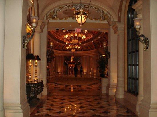 The Venetian Las Vegas : hall