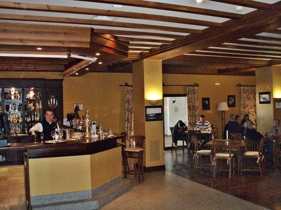 Hotel Duque de Najera: Cafetería
