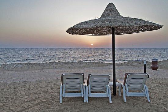 Renaissance Sharm El Sheikh Golden View Beach Resort : Soloppgang