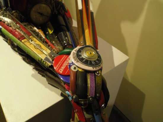Fuller Craft Museum: Leo Sewell