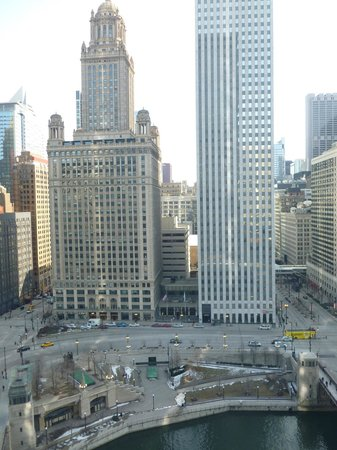 The Langham, Chicago: View from Club Room