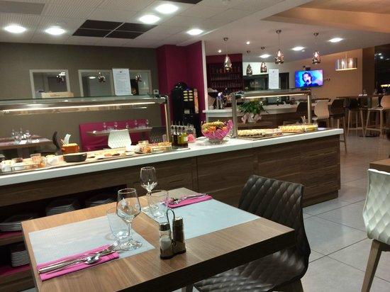Ibis Styles Castres : Restaurant de l'hôtel