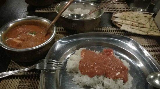 Baluchi's Bangkok: Curry