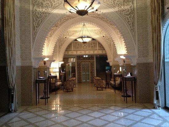 Royal Mansour Marrakech : Amazing Hotel!!