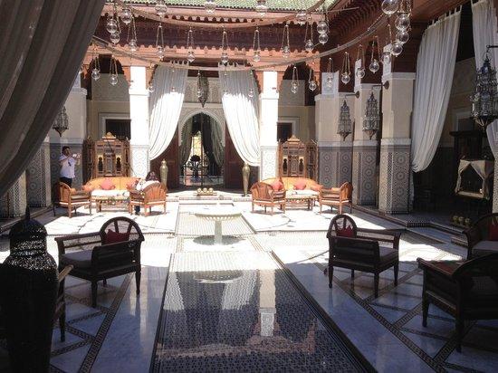 Royal Mansour Marrakech : Amazing Hotel!!!!