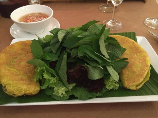 Victoria Can Tho Resort : the restaurant is nice - good traditional vietnamese food