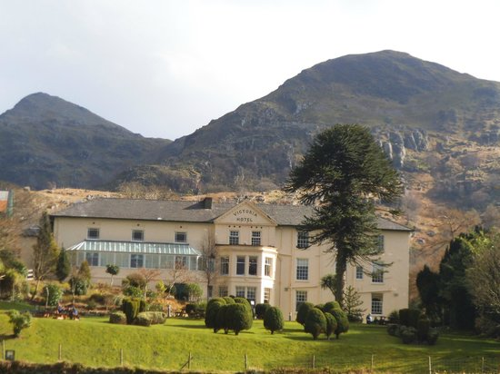 The Royal Victoria Hotel Snowdonia View From Llanberis