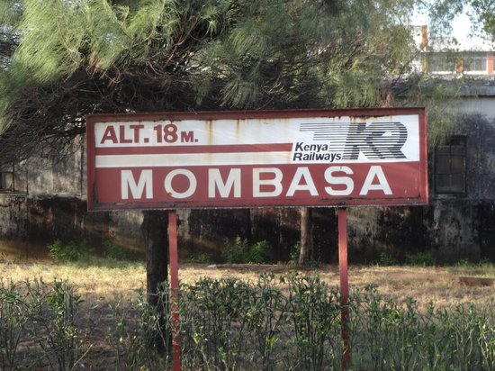 Lunatic Line : Mombasa Station