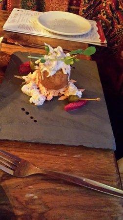 Lucy's on a plate: Seafood slate
