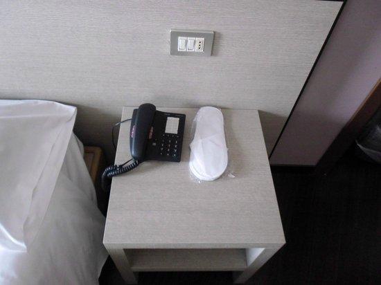 Hotel Mennini : room