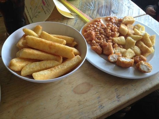 The Chequers at Brize Norton: Childrens Meal
