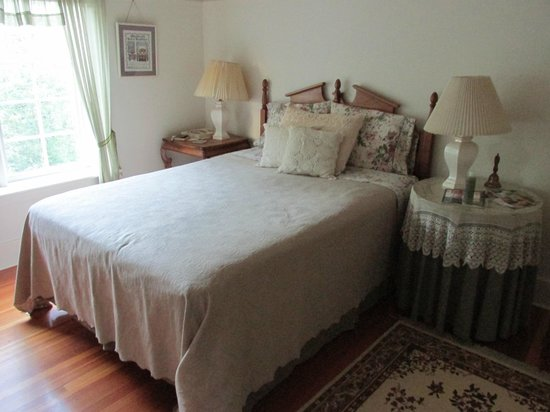 Sproule Heritage Bed & Breakfast: Notre chambre
