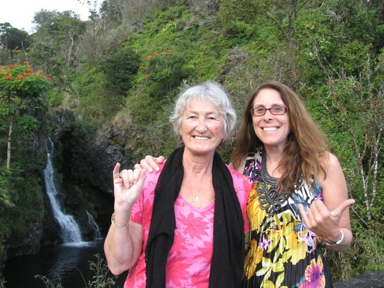 Boss Frog's Dive and Surf - Lahaina: The road to hana