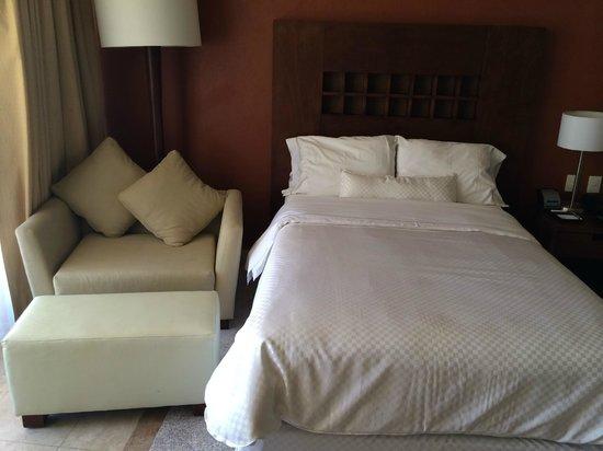 The Westin Resort & Spa, Puerto Vallarta: Muy comoda la Cama