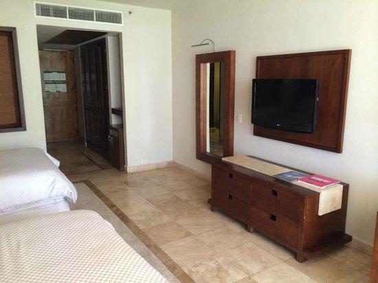 The Westin Resort & Spa, Puerto Vallarta: Vista de la TV