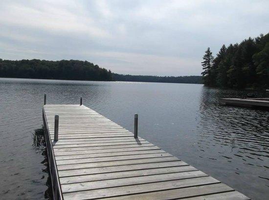 Massasauga Provincial Park : Oastler Lake access point