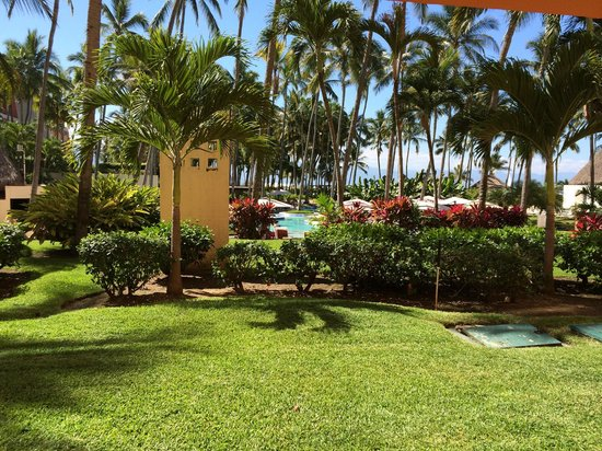 The Westin Resort & Spa Puerto Vallarta: Jardines del Hotel