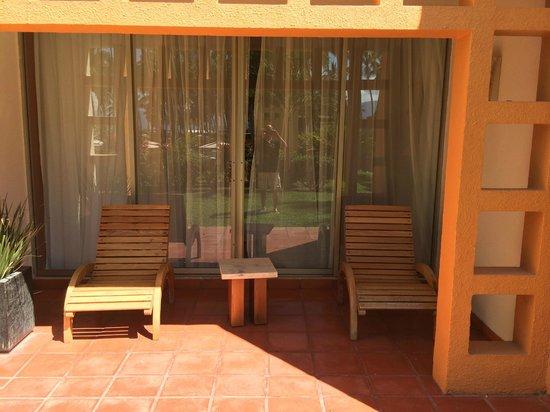 The Westin Resort & Spa Puerto Vallarta: Balcon de la Habitacion