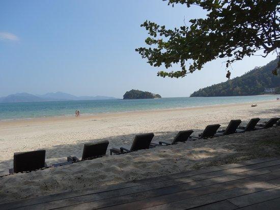 The Datai Langkawi: The beach