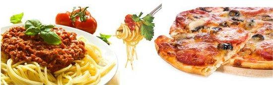Itapu Bar & Restaurant : pizzas and pastas