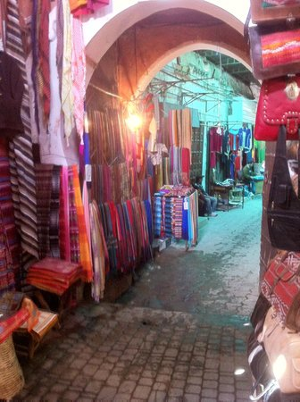 Souks de Marrakech : le souk