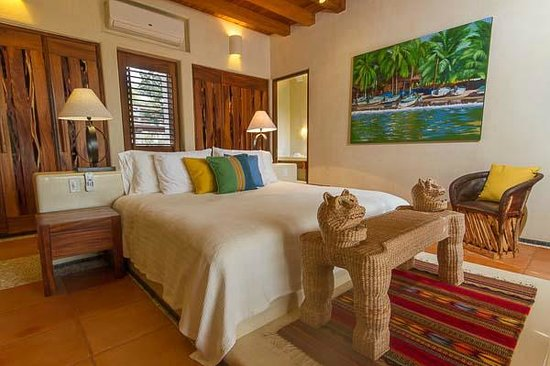 Las Palmas Beachfront Villas: Deluxe Casita