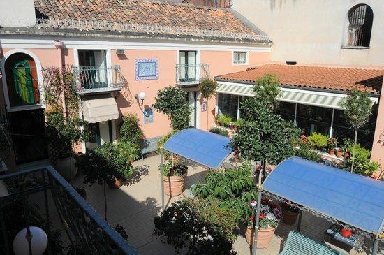 Hotel Villa Romeo : relax dalla camera
