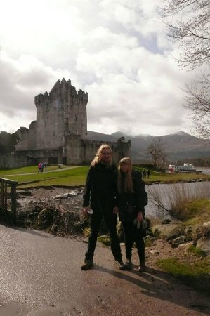 Parc national de Killarney : ross castle