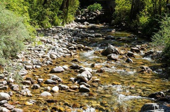 Glenwood Canyon Bike Trail: Glenwood Canyon