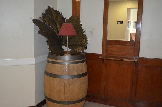 San Martin Hotel Spa: Muy bien ambientado
