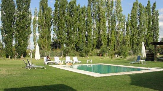 Villa Mansa Wine Hotel & Spa: Pileta
