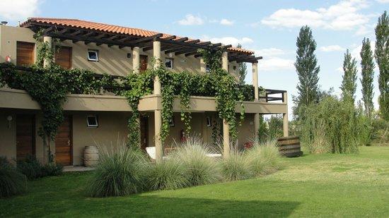 Villa Mansa Wine Hotel & Spa: habitaciones