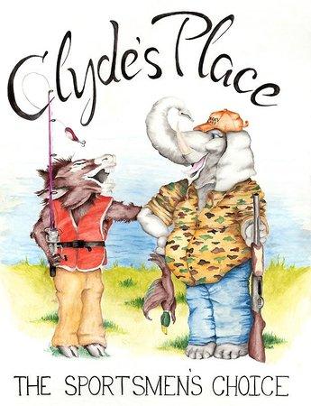Clydes Place: Logo