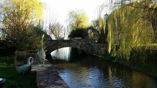 Le Moulin Du Coq : riviere