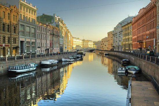 European Restaurants in St. Petersburg