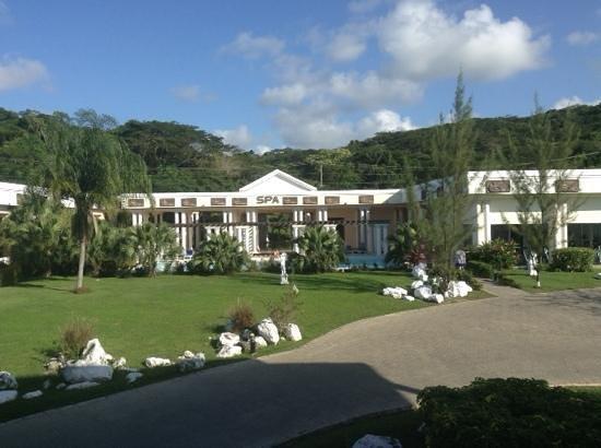 Grand Palladium Lady Hamilton Resort & Spa: the spa