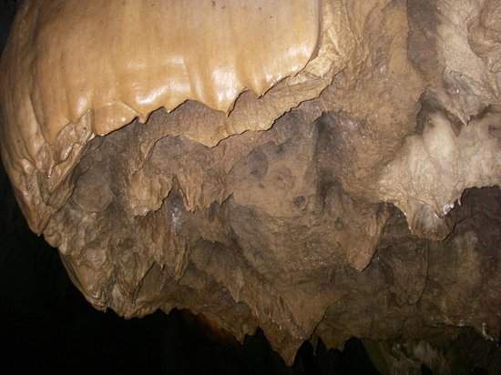 Puerto Princesa Underground River : в пещере