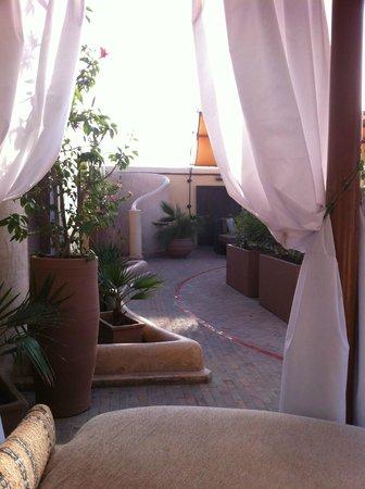 Maison MK: Roof terrace